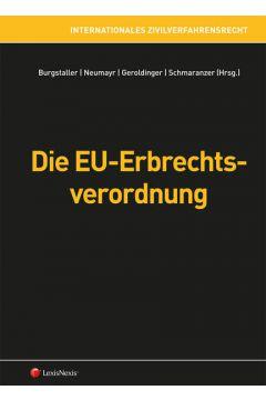 Die EU-Erbrechtsverordnung