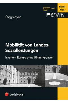Mobilität von Landes-Sozialleistungen