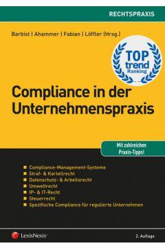 Compliance in der Unternehmenspraxis