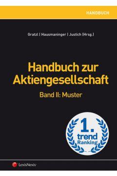 Handbuch zur Aktiengesellschaft / Handbuch zur Aktiengesellschaft, Band II
