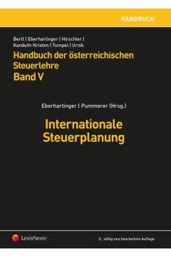 Handbuch der österreichischen Steuerlehre, Band V