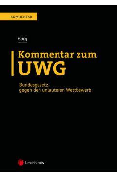 Kommentar zum UWG