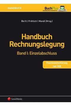 Handbuch Rechnungslegung / Handbuch Rechnungslegung, Band I: Einzelabschluss