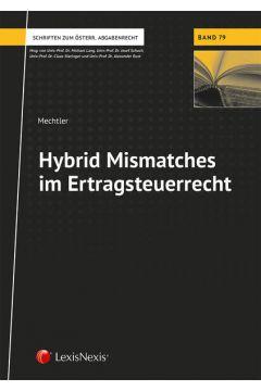 Hybrid Mismatches im Ertragsteuerrecht