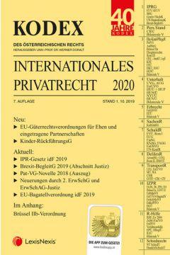 KODEX Internationales Privatrecht 2020