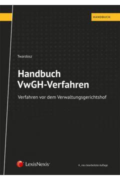 Handbuch VwGH-Verfahren