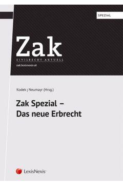 Zak Spezial - Das neue Erbrecht