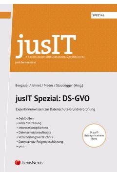 jusIT Spezial: DS-GVO