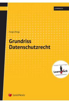 Grundriss Datenschutzrecht