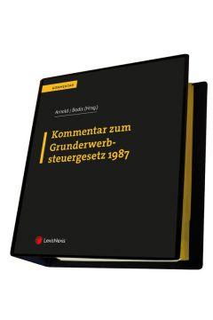 Kommentar zum Grunderwerbsteuergesetz 1987
