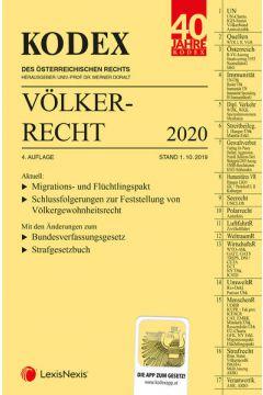 KODEX Völkerrecht 2020