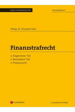 Finanzstrafrecht (Skriptum)