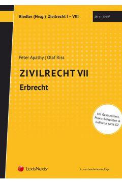 Studienkonzept Zivilrecht / Zivilrecht VII - Erbrecht