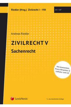 Studienkonzept Zivilrecht / Zivilrecht V - Sachenrecht