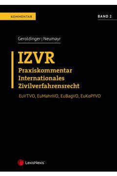 IZVR Praxiskommentar zum Internationalen Zivilverfahrensrecht