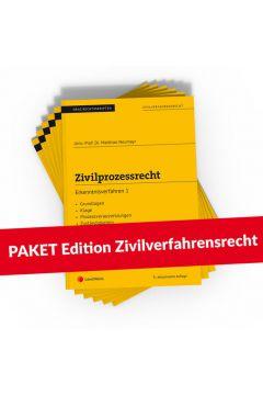 PAKET Edition Zivilverfahrensrecht (Skripten)