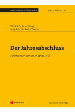 Der Jahresabschluss - Einzelabschluss nach dem UGB