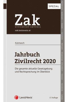 Zak Jahrbuch Zivilrecht 2020