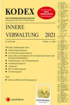 KODEX Innere Verwaltung 2021