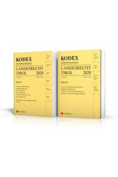 KODEX Landesrecht Tirol 2020