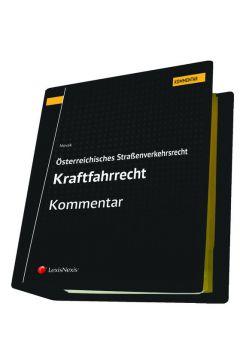 Österreichisches Straßenverkehrsrecht - Kraftfahrrecht