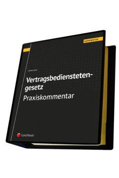 Vertragsbedienstetengesetz - Praxiskommentar