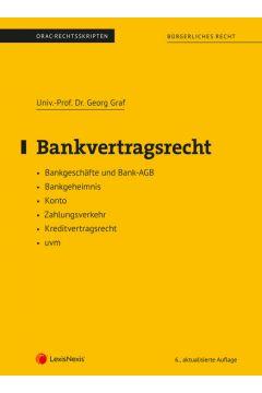 Bankvertragsrecht (Skriptum)
