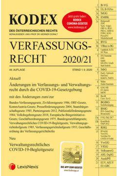 KODEX Verfassungsrecht 2020/21