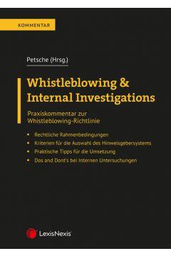 Whistleblowing & Internal Investigations