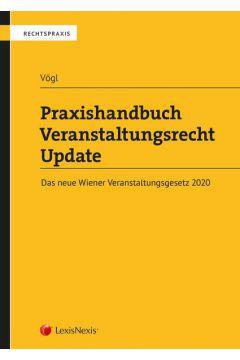 Praxishandbuch Veranstaltungsrecht Update