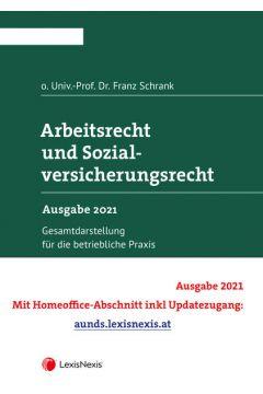Arbeitsrecht und Sozialversicherungsrecht 2021