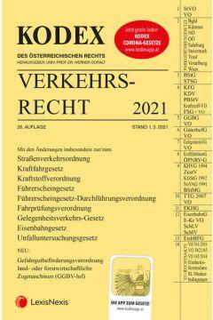 KODEX Verkehrsrecht 2021