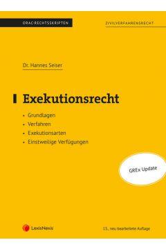 Exekutionsrecht (Skriptum)