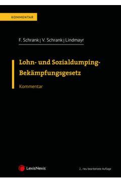 Lohn- und Sozialdumping-Bekämpfungsgesetz LSD-BG
