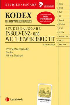 KODEX Insolvenz- und Wettbewerbsrecht - inkl. App