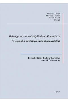 Festschrift für Ludwig Karničar zum 65. Geburtstag