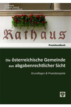 Die österreichische Gemeinde aus abgabenrechtlicher Sicht