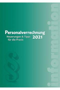 Personalverrechnung 2021