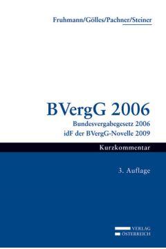 BVergG 2006