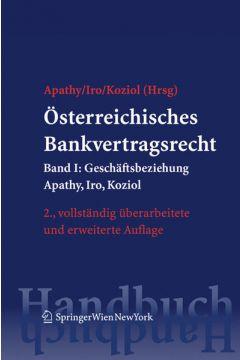 Österreichisches Bankvertragsrecht