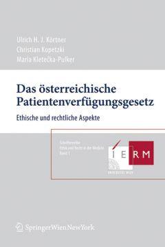 Das österreichische Patientenverfügungsgesetz