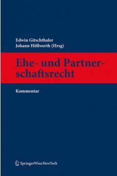 Kommentar zum Ehe- und Partnerschaftsrecht