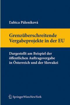 Grenzüberschreitende Vergabeprojekte in der EU