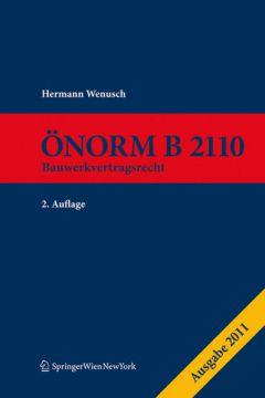 ÖNORM B 2110