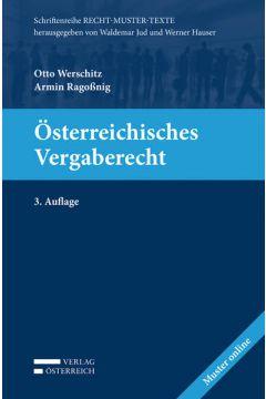 Österreichisches Vergaberecht
