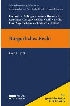 Lehrbuchreihe Bürgerliches Recht