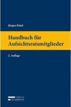 Handbuch für Aufsichtsratsmitglieder