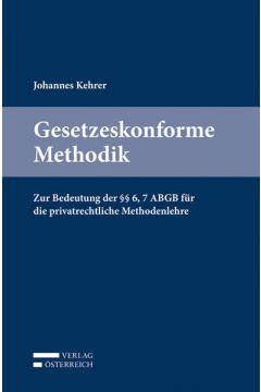 Gesetzeskonforme Methodik
