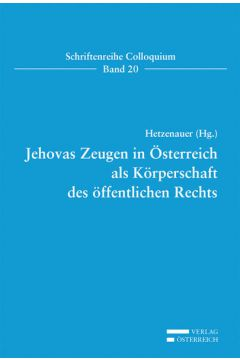Jehovas Zeugen in Österreich als Körperschaft des öffentlichen Rechts