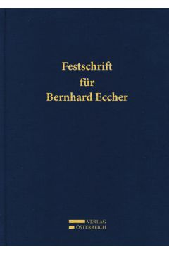 Festschrift für Bernhard Eccher